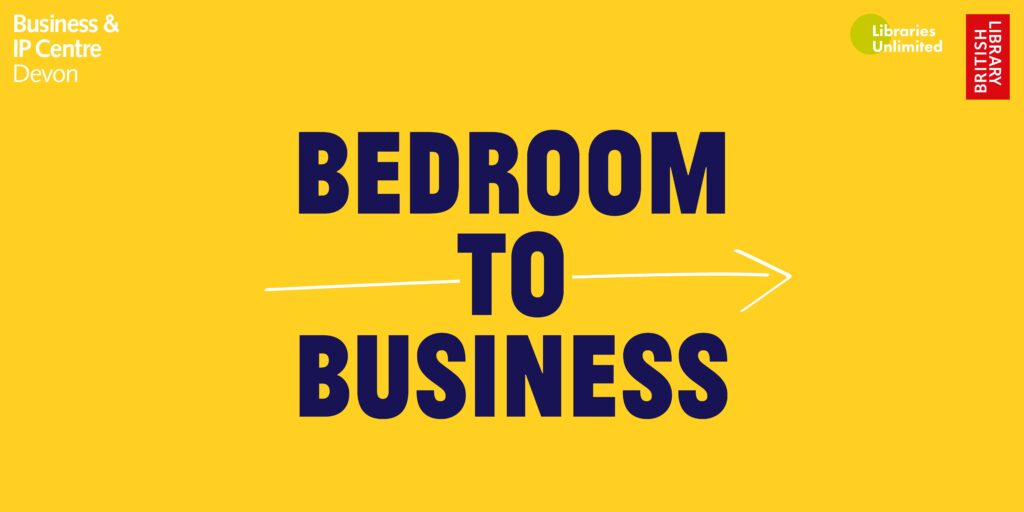 Bedroom to Business Promotional Graphic